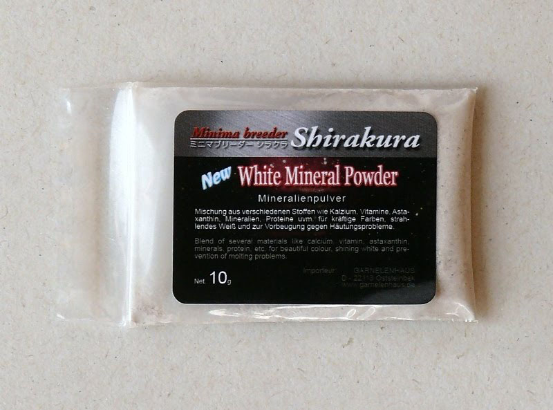 Shirakura White Mineral Powder
